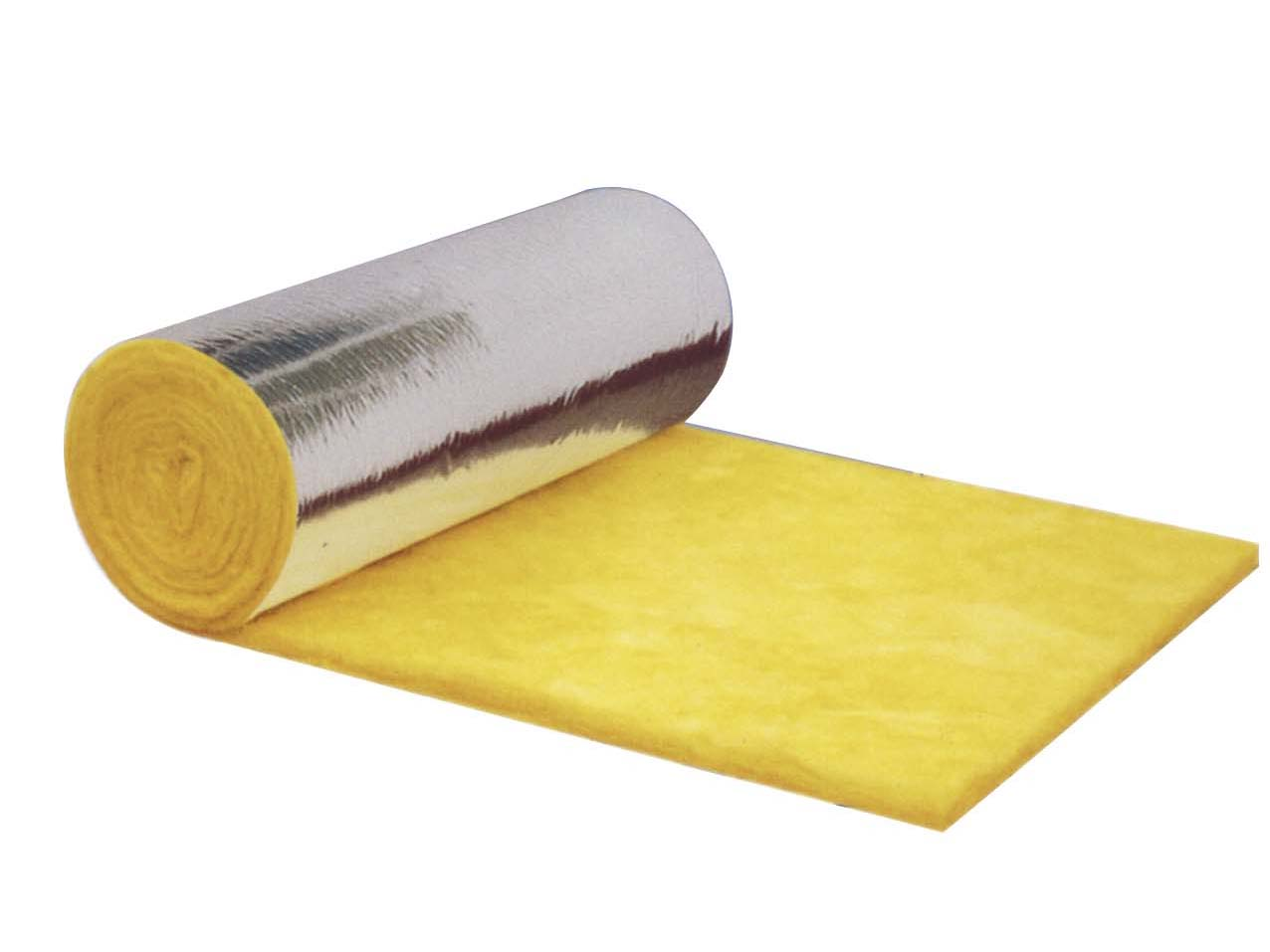 Metwell glass wool blanket for Glass fiber blanket insulation